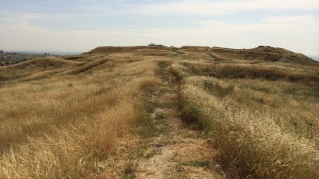 Tel Gezer – The Monolith Temple