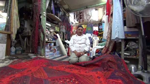 Frank Conversations 12 – Ziyad : The Bedouin Merchant in Jerusalem