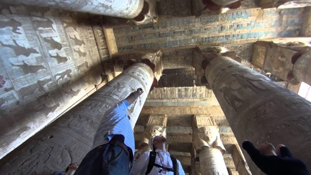 The Spiritual Playboy – Episode 22: Dendera, Hathor Temple and Isis