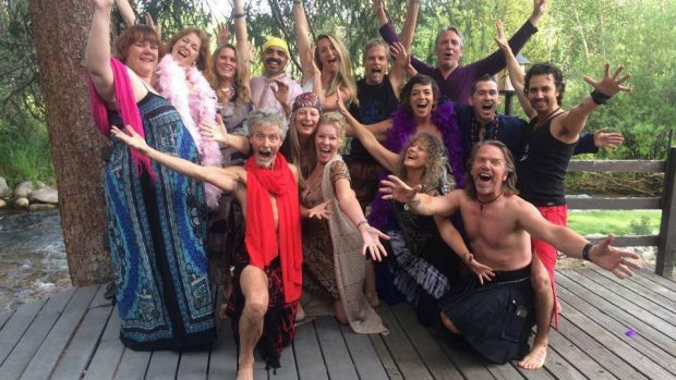 SPIRITUAL SEXUAL SHAMANIC EXPERIENCE Phoenix, AZ  –  November 8-15, 2015