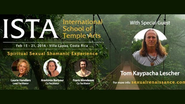 Get The Spiritual Sexual Shamanic Experience in Costa Rica & Montreal!