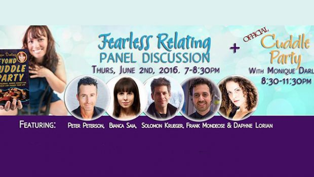 Fearless Relating Panel & Cuddle Party
